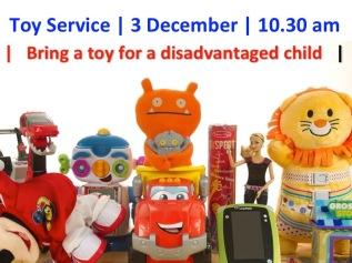 toy service 2017
